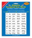 National Literacy Magnetic Words for Reception Year Key Stage 1