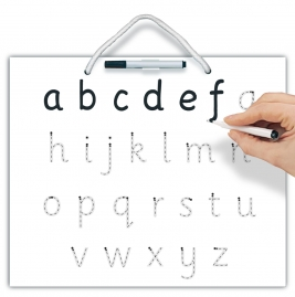 My First Wipe Clean a-z Letters (with 2 wipe clean pens)